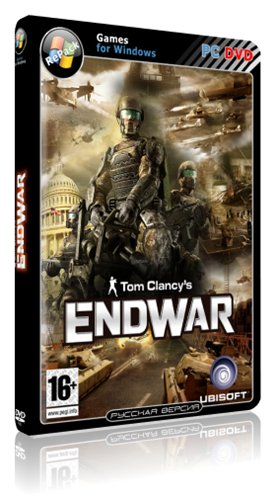 Скачать Tom Clancy's EndWar (RePack/RUS/2009) бесплатно