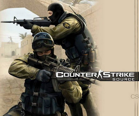 CS:S (Counter-Strike Source)